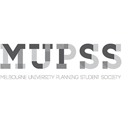 Melbourne University Planning Student Society logo